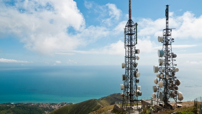 DMS for telecom industry